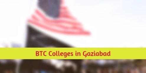 elenco dei btc private college in ghaziabad)